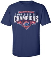 LDMH Men's Chicago Cubs 2016 World Series Champions TShirt