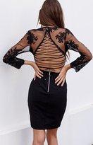 Beginning Boutique Cece Dress Black
