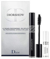 Christian Dior The Professional Catwalk Eye Look Mascara Set