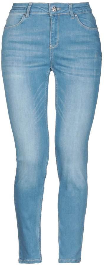 Silvian Heach Denim pants - Item 42700971VB
