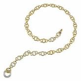 Torrini Romance - 18K Gold and Diamonds Necklace