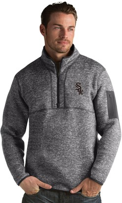 Antigua Men's Chicago White Sox Fortune Pullover