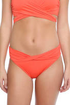 Seafolly Twist Front Hipster Bikini Bottoms