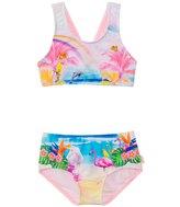 Seafolly Girls' Rainbow Chaser Tankini Two Piece (2yrs6yrs) - 8133200