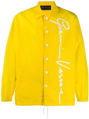 Versace GV Signature jacket