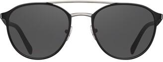 Prada Double Nose Bridge Sunglasses