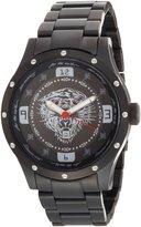 Ed Hardy Men's BR-BK Brute Black Watch