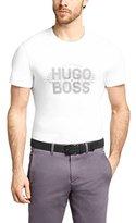 HUGO BOSS Men's Short Sleeve Cotton T-shirt 'Tee 2'