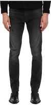 The Kooples Washed Black Denim Pants