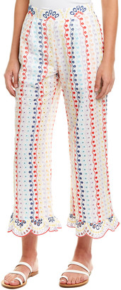 Red Carter Layla Pant