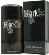 Paco Rabanne Black Xs by Eau de Toilette Spray for Men 3.4 oz.
