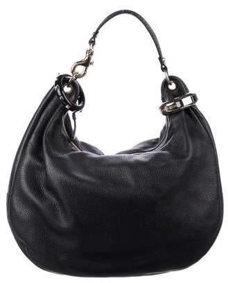 7a8b0f5924c3b Jimmy Choo Leather Hobo Bags - ShopStyle
