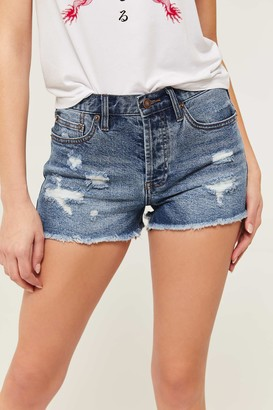 Ardene Cut Off Jean Shorties