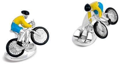 Deakin & Francis Cyclist Cuff Links
