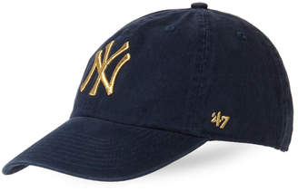 '47 Metallic New York Yankees Baseball Cap