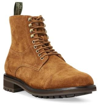 Polo Ralph Lauren Bryson Cap Toe Boot