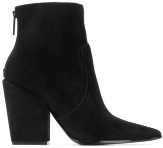 KENDALL + KYLIE Fire 105 mm ankle boots