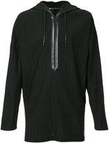 Y-3 Sport Y-3 - sport lux hoody - men - Cotton/Polyester/Viscose - S