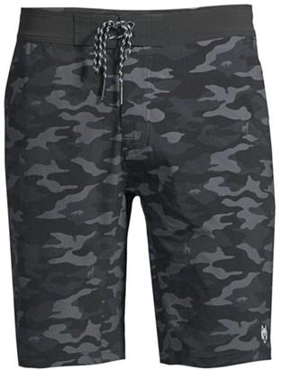 Greyson Indian Wells Camo Board Shorts