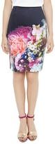 Ted Baker Karyce Focus-Bouquet Skirt