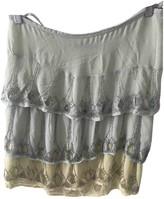 Filippa K Green Silk Skirt for Women