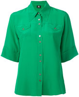 Paul Smith shortsleeved shirt - women - Silk - 40