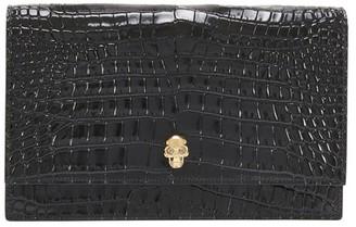 Alexander McQueen Skull bag