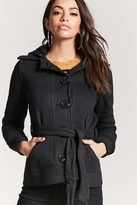 oversized fleece jacket - ShopStyle