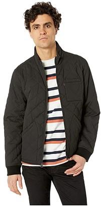 Levi's Cotton Depot Jacket (Black) Men's Coat