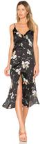 Bardot Hibiscus Slip Dress