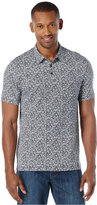 Perry Ellis Men's Big and Tall Printed Polo