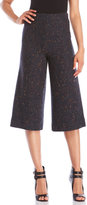 Hache Speckled Knit Gaucho Pants