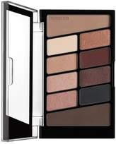 Wet n Wild Color Icon 10-Pan Eyeshadow Palette Nude Awakening -0.3oz