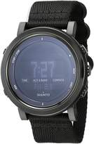 Suunto Men's Essential SS022438000 Nylon Swiss Quartz Watch