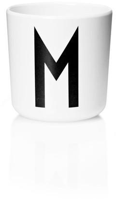 Design Letters Personal Melamine Cup - M
