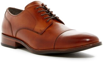 Cole Haan Benton Leather Cap Toe Derby II - Wide Width Available