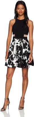 Blondie Nites Womens Junior 58055 Dress