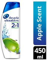 Head & Shoulders 2in1 Shampoo Apple Fresh 450ml