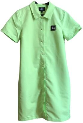 Stussy Green Dress for Women