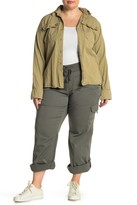 SUPPLIES BY UNION BAY Lilah Comfort Stretch Convertible Cargo Pants (Plus Size)