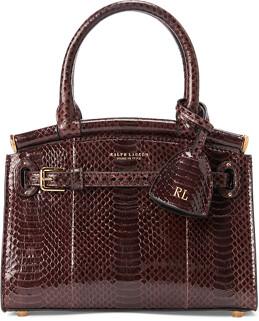 Ralph Lauren Ayers Mini RL50 Handbag