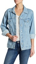 French Connection Slouchy Denim Jacket