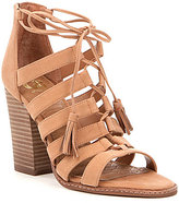 GB Would-Stock Lace Up Gladiator Sandals
