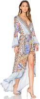 Camilla Wrap Dress