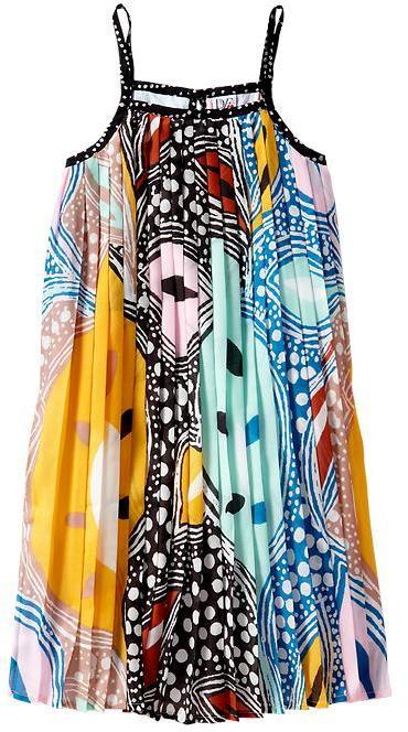 Gap Diane von Furstenberg ♥ GapKids pleated tank dress