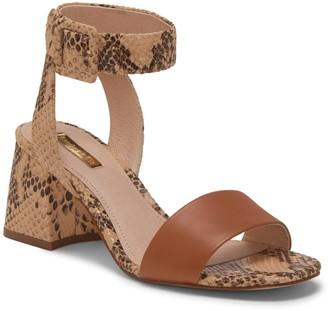Louise et Cie Kaden Block Heel Sandal