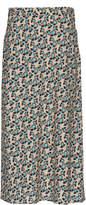 Marni Plumeria Printed Midi Skirt