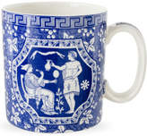 Spode Blue Italian Blue Room Mug Greek
