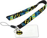 Batman Cardholder Lanyard