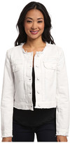 Paige Shannon Jacket in Optic White